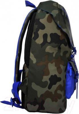 Рюкзак городской Paso CM-190A - вид сбоку