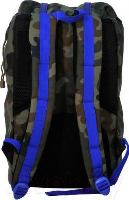 Рюкзак городской Paso CM-190A - вид сзади