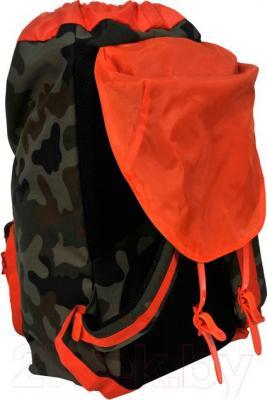 Рюкзак городской Paso CM-190B - внутри
