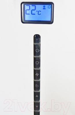 Мобильный кондиционер Zanussi ZACM-12 VT/N1 - панель управления и дисплей