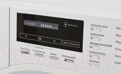 Сушильная машина Miele TMG 640WP - крупным планом