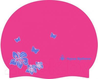 Шапочка для плавания Aqua Sphere Dahlia 20904P (розовый) - общий вид