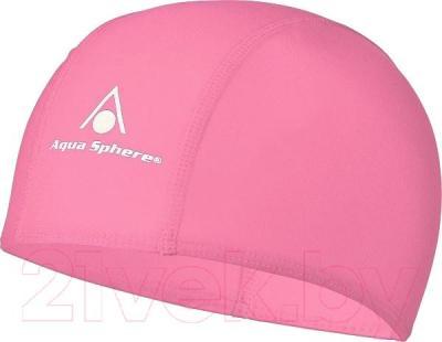 Шапочка для плавания Aqua Sphere Easy Cap 946055P (розовый) - общий вид