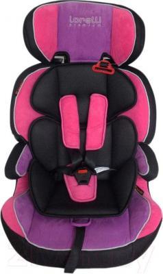 Автокресло Lorelli Navigator (Pink) - общий вид