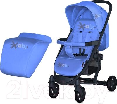 Детская прогулочная коляска Lorelli S300 Blue (10020841503)
