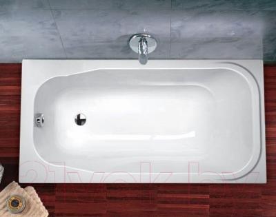 Ванна акриловая Kolo Aqualino 170x75 (с ножками)
