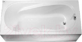 Ванна акриловая Kolo Comfort 160x75 (с ножками) - общий вид