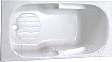 Ванна акриловая Kolo Diuna 160x75 (с ножками) - общий вид