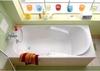 Ванна акриловая Kolo Diuna 160x75 (с ножками)