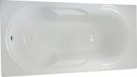 Ванна акриловая Kolo Laguna 160x75 (с ножками) -