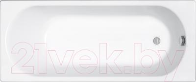 Ванна акриловая Kolo Opal 160x70 (с ножками) - общий вид