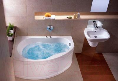 Ванна акриловая Kolo Promise 150x100 L (с ножками) - в интерьере