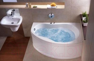 Ванна акриловая Kolo Promise 170x110 R (правая, с ножками) - в интерьере