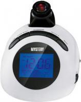 Радиочасы Mystery MCR-78 (белый) -