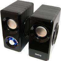 Мультимедиа акустика Dialog AST-25UP (черный) -