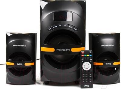 Мультимедиа акустика Dialog AP-210B (черный)