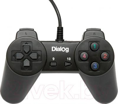 Геймпад Dialog GP-A01 - общий вид