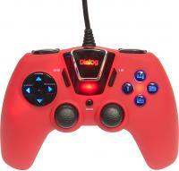 Геймпад Dialog GP-M24 (красный) -