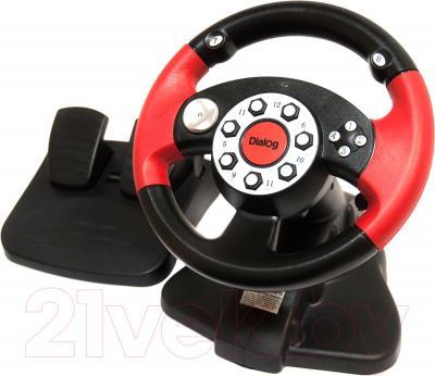 Игровой руль Dialog Karting GW-05VR - общий вид