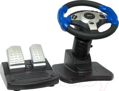 Игровой руль Dialog GW-201 - общий вид