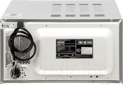 Микроволновая печь Mystery MMW-1718 - вид сзади