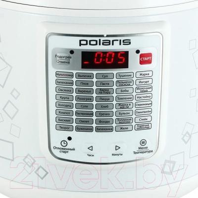 Мультиварка Polaris PMC 0541D (белый)