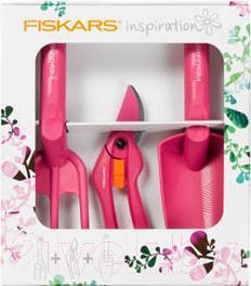 Набор садового инструмента Fiskars 137140 - упаковка