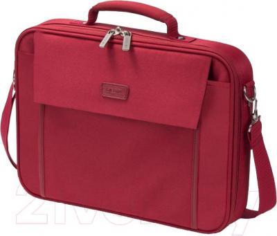 Сумка для ноутбука Dicota D30923 (красный) - общий вид