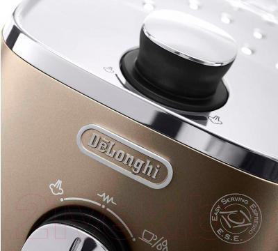 Кофеварка эспрессо DeLonghi ECI341.BZ - детальное изображение