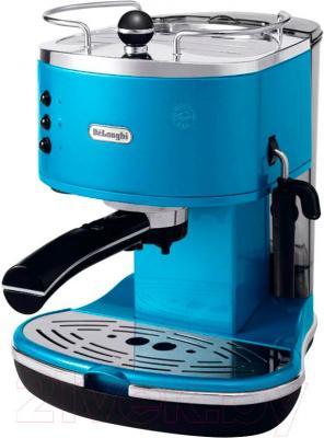 Кофеварка эспрессо DeLonghi ECO311.B - общий вид
