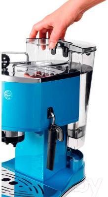 Кофеварка эспрессо DeLonghi ECO311.B - резервуар для воды