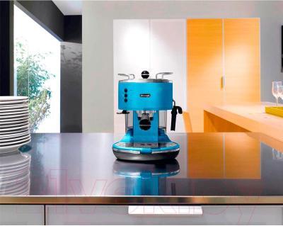 Кофеварка эспрессо DeLonghi ECO311.B - в интерьере