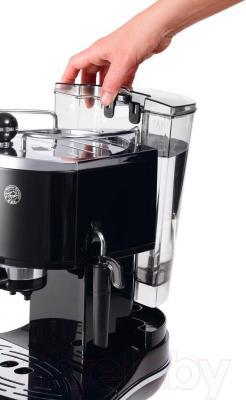 Кофеварка эспрессо DeLonghi ECO311.BK - контейнер для воды