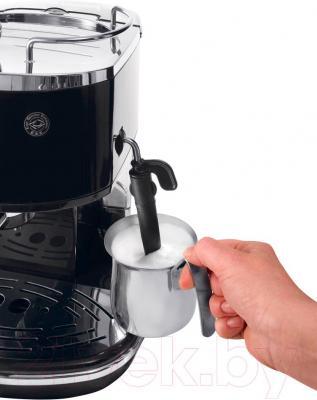 Кофеварка эспрессо DeLonghi ECO311.BK - каппучинатор