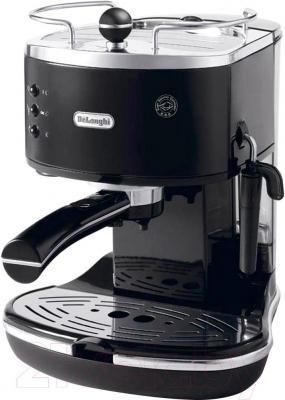Кофеварка эспрессо DeLonghi ECO311.BK - общий вид