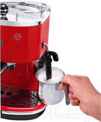 Кофеварка эспрессо DeLonghi ECO311.R - каппучинатор