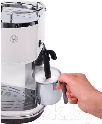 Кофеварка эспрессо DeLonghi ECO311.W - каппучинатор
