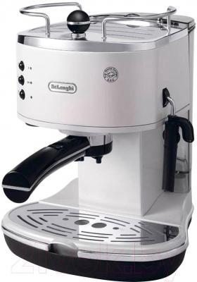 Кофеварка эспрессо DeLonghi ECO311.W - общий вид