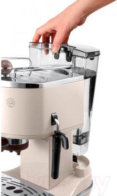 Кофеварка эспрессо DeLonghi ECOV311.BG - резервуар для воды