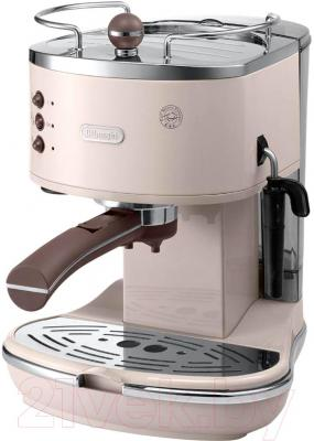 Кофеварка эспрессо DeLonghi ECOV311.BG - общий вид
