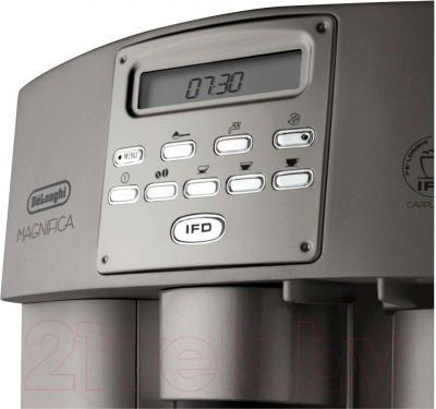 Кофемашина DeLonghi ESAM 3500.S - панель управления
