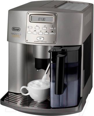 Кофемашина DeLonghi ESAM 3500.S - общий вид