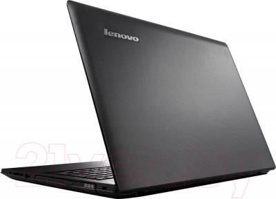 Ноутбук Lenovo G50-30 (80G001TSUA) - вид сзади