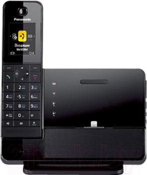 Беспроводной телефон Panasonic KX-PRL260RUB - общий вид