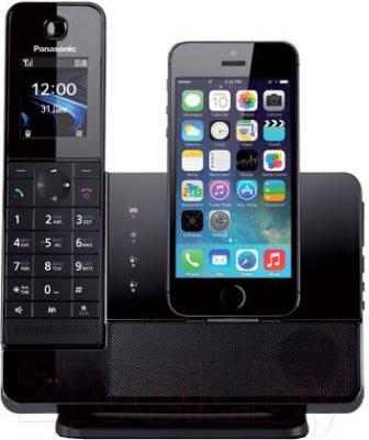 Беспроводной телефон Panasonic KX-PRL260RUB - с телефоном
