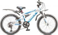Детский велосипед Stels Pilot 290 (бело-синий) -