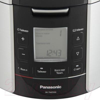 Мультиварка Panasonic SR-TMZ550LTQ - управление