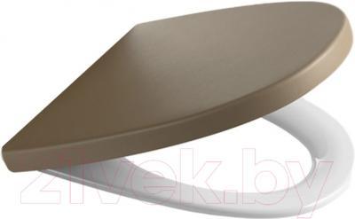 Сиденье для унитаза Roca Khroma A801652F9T (коричневый)