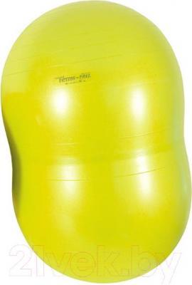Фитбол гладкий Gymnic Physio Roll 88.02 (желтый)