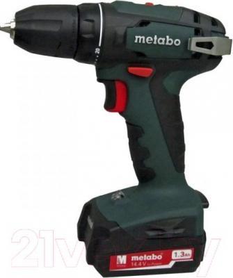 Профессиональная дрель-шуруповерт Metabo BS 18 (602207500) - общий вид